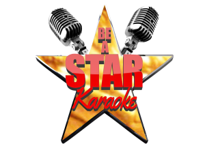 Be A Star Karaoke Logo 2014- Without Background copy